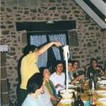 Aligot, spécialité Aveyronnaise