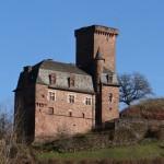 Château de la Servayrie à Pruines