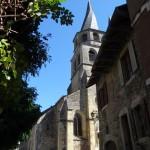 Eglise de Saint Côme d'Olt