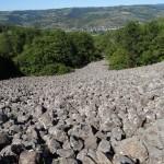 Coulée basaltique de Roquelaure