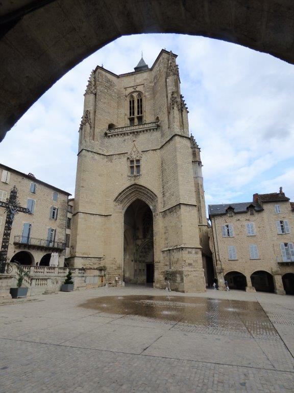 Abbatiale de Villefranche de Rouergue